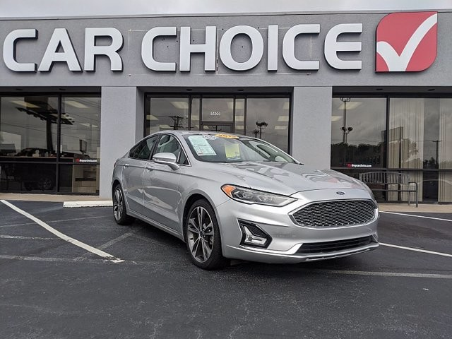 2019 Ford Fusion in North Little Rock, AR 72116