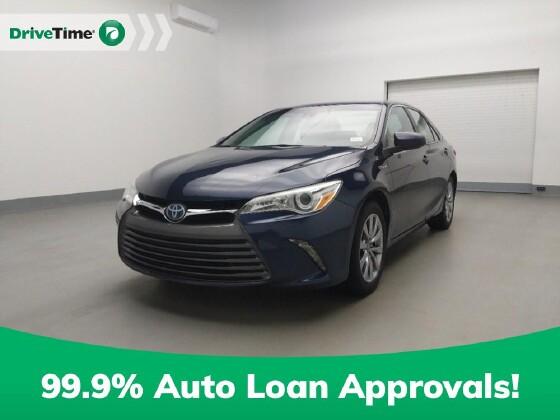 2016 Toyota Camry in Marietta, GA 30060-6517 - 1657610