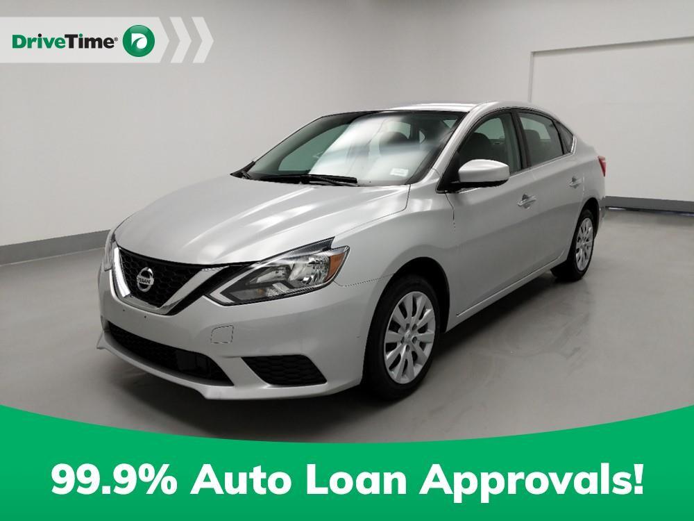 2018 Nissan Sentra in Louisville, KY 40258-1407