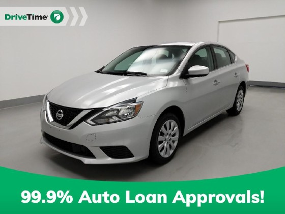 2018 Nissan Sentra in Louisville, KY 40258-1407 - 1657712