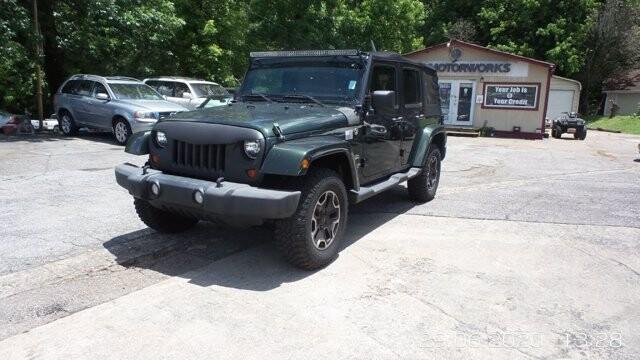 2011 Jeep Wrangler in Roswell, GA 30075