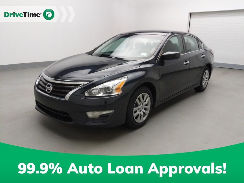 2015 Nissan Altima in Stone Mountain, GA 30083-3215