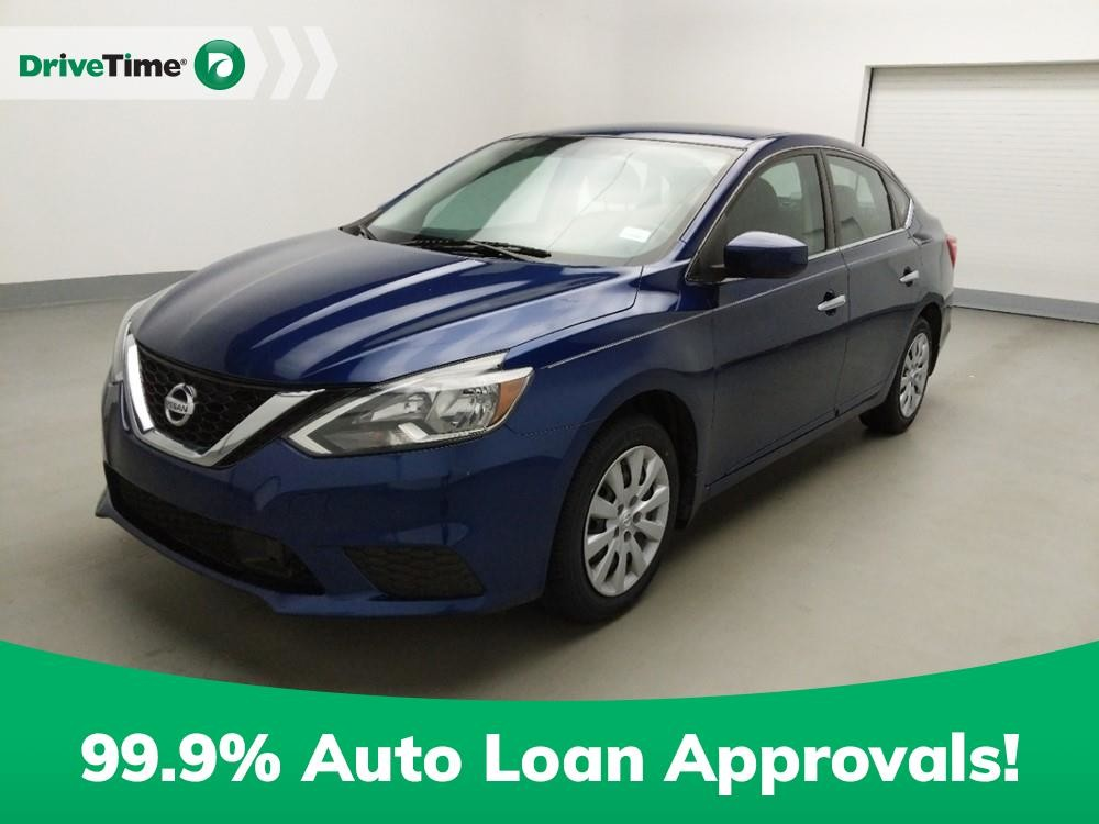 2018 Nissan Sentra in Stone Mountain, GA 30083-3215