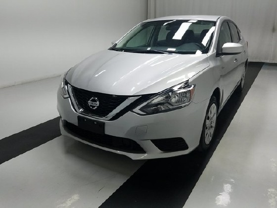2018 Nissan Sentra in Lawrenceville, GA 30043 - 1658937
