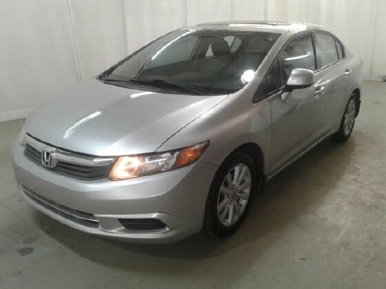 2012 Honda Civic in Lawrenceville, GA 30043 - 304267
