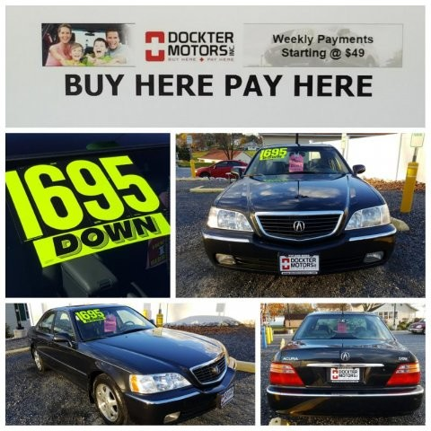 2002 Acura RL in Littlestown, PA 17340-9101