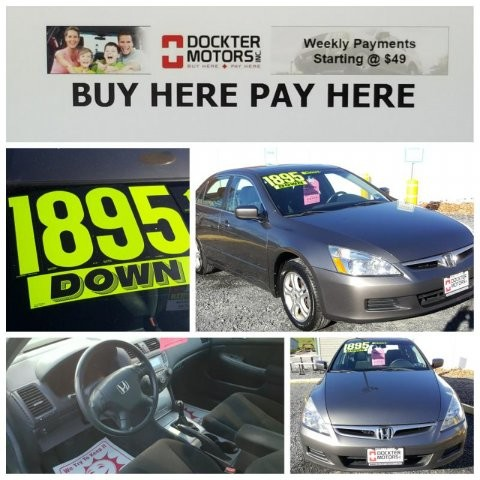 2006 Honda Accord in Littlestown, PA 17340-9101