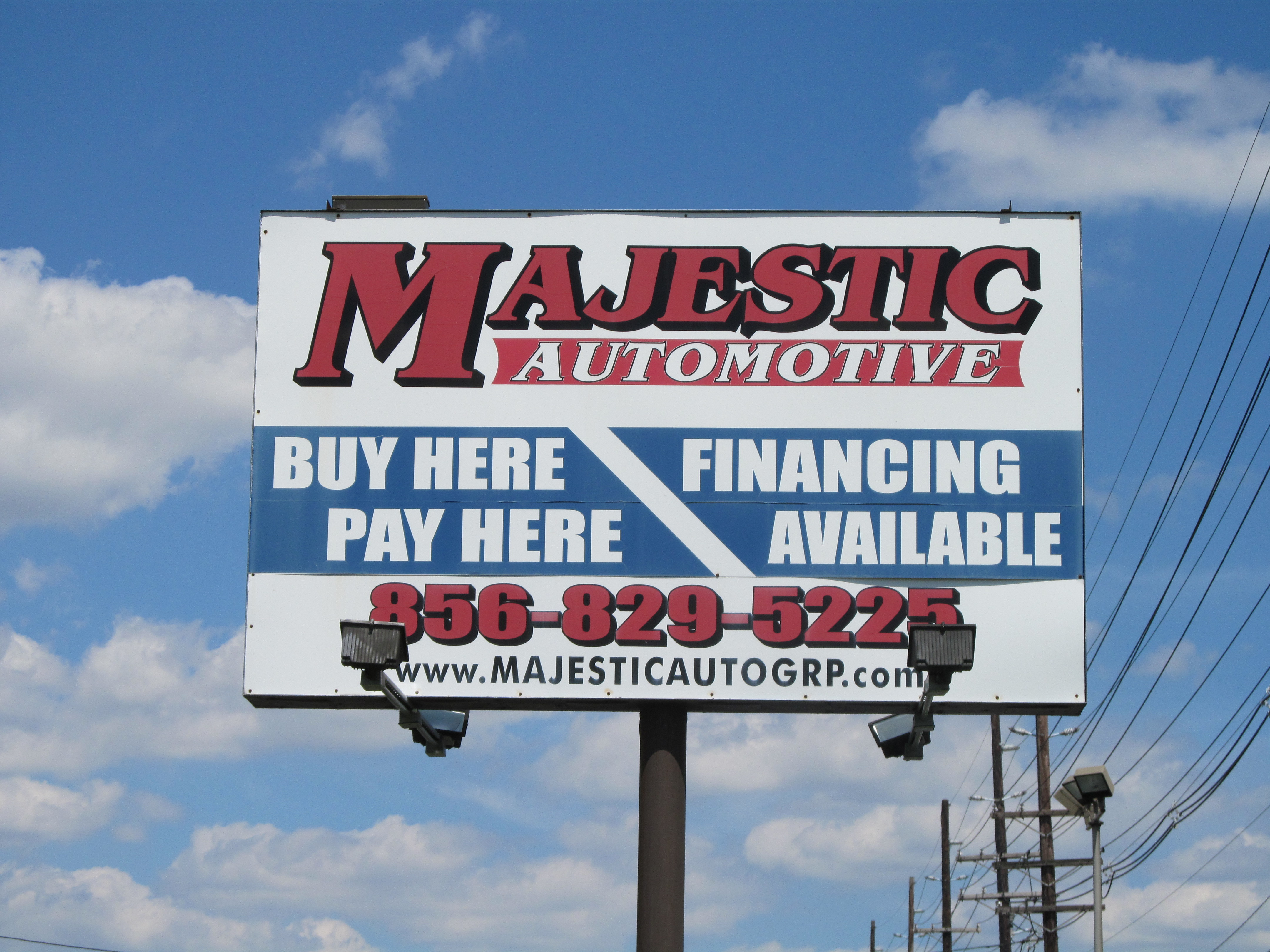 Majestic Automotive Group (premium) in Cinnaminson, NJ 08077