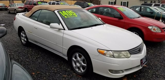 2002 Toyota Solara in Littlestown, PA 17340-9101