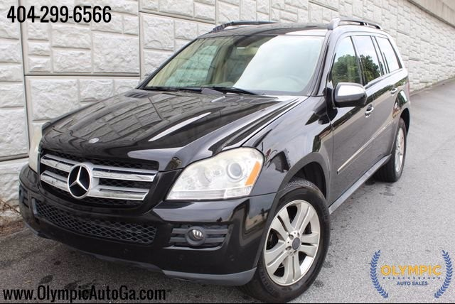 2009 Mercedes-Benz GL 450 in Decatur, GA 30032
