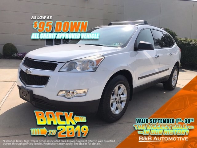 2010 Chevrolet Traverse in Fairless Hills, PA 19030