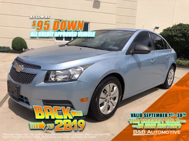 2012 Chevrolet Cruze in Fairless Hills, PA 19030