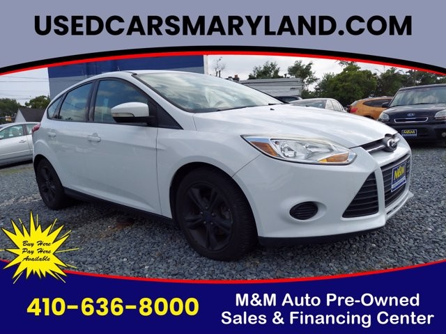 2013 Ford Focus in Baltimore, MD 21225
