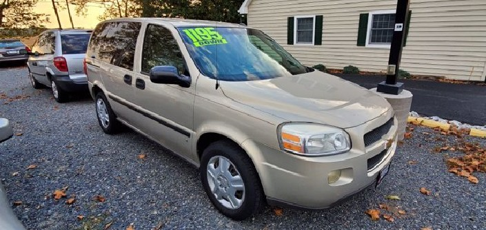 2007 Chevrolet Uplander in Littlestown, PA 17340 - 1502484