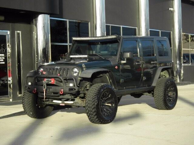 2007 Jeep Wrangler in Pasadena, TX 77504