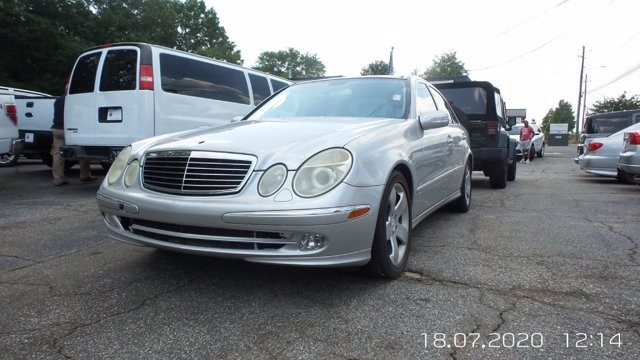 2004 Mercedes-Benz E 500 in Roswell, GA 30075