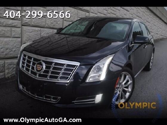 2013 Cadillac XTS in Decatur, GA 30032 - 1544762