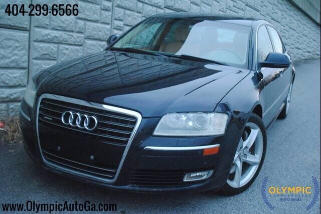 2009 Audi A8 in Decatur, GA 30032