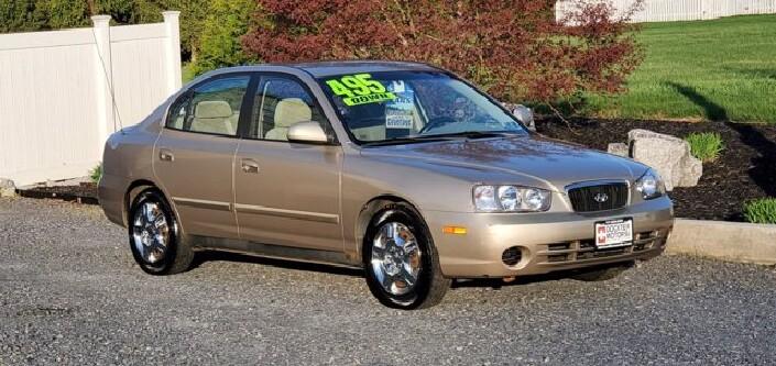 2003 Hyundai Elantra in Littlestown, PA 17340 - 1562892