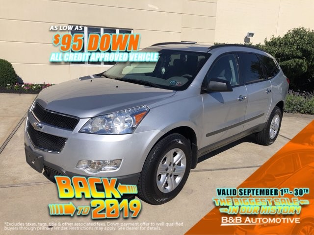 2012 Chevrolet Traverse in Fairless Hills, PA 19030