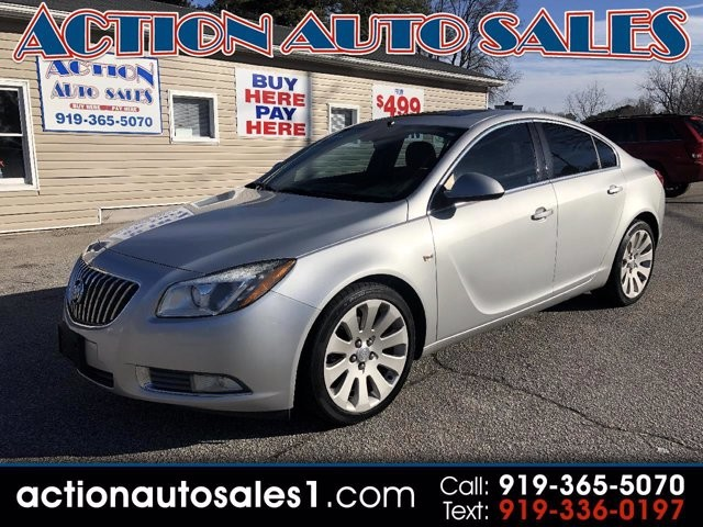 2011 Buick Regal in Wendell, NC 27591