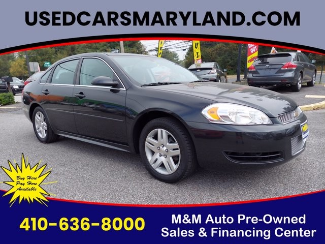 2012 Chevrolet Impala in Baltimore, MD 21225