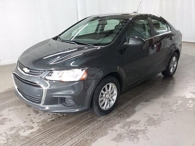 2018 Chevrolet Sonic in Lawrenceville, GA 30043