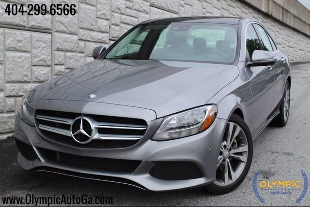 2016 Mercedes-Benz C 300 in Decatur, GA 30032