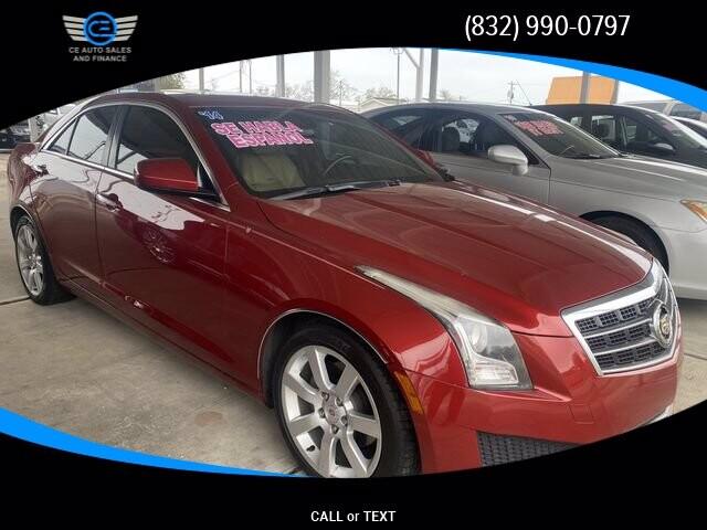 2014 Cadillac ATS in Baytown, TX 77520
