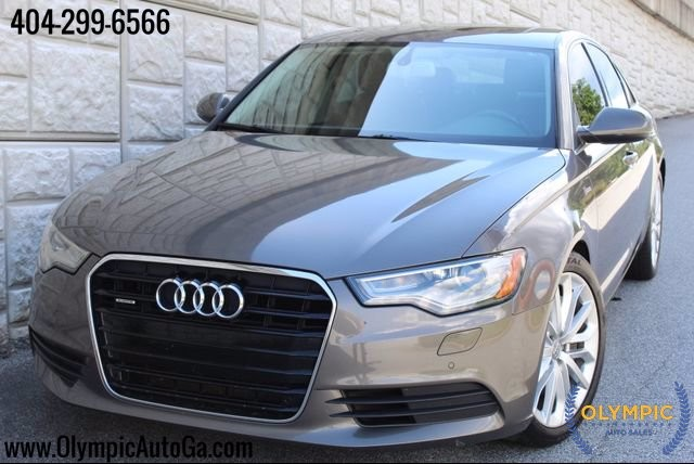 2012 Audi A6 in Decatur, GA 30032