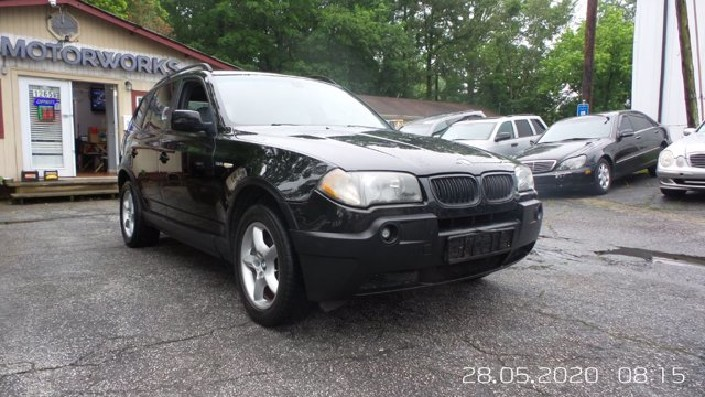 2005 BMW X3 in Roswell, GA 30075 - 1642744