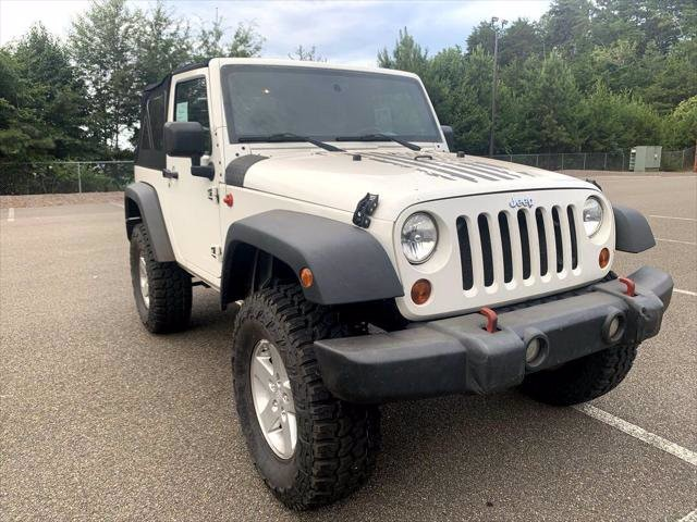 2008 Jeep Wrangler in Cumming, GA 30040