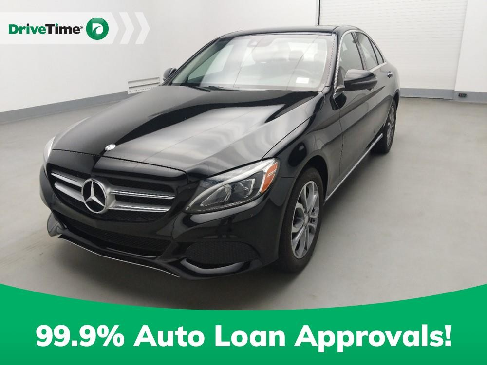2017 Mercedes-Benz C 300 in Birmingham, AL 35215-7804