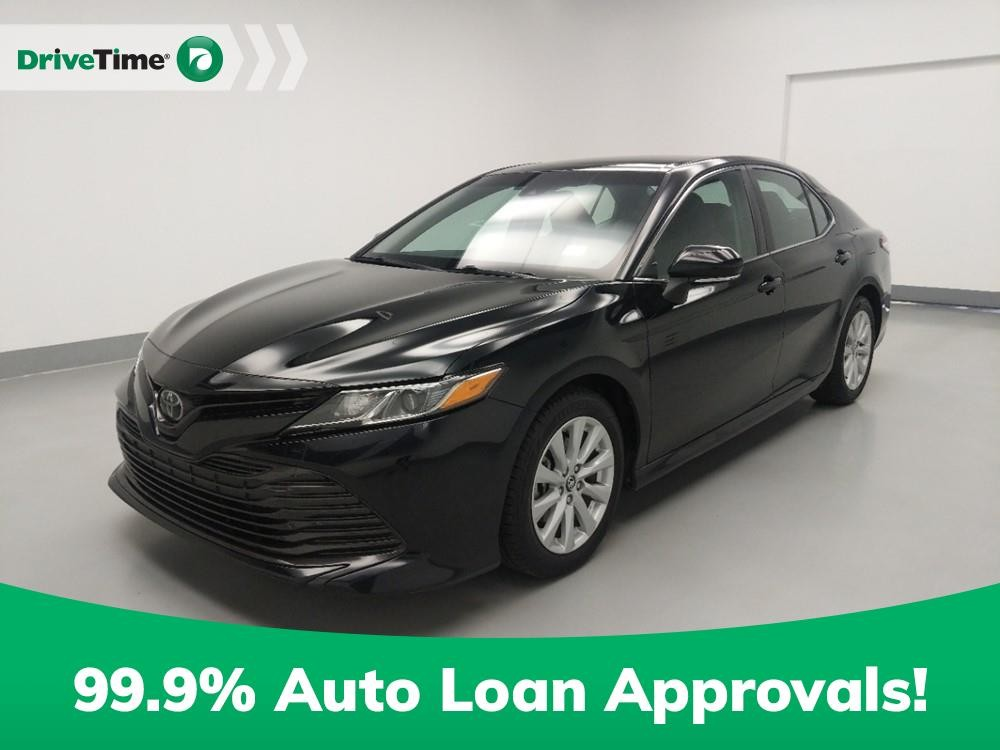 2018 Toyota Camry in Louisville, KY 40258-1407