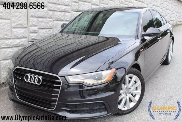 2015 Audi A6 in Decatur, GA 30032