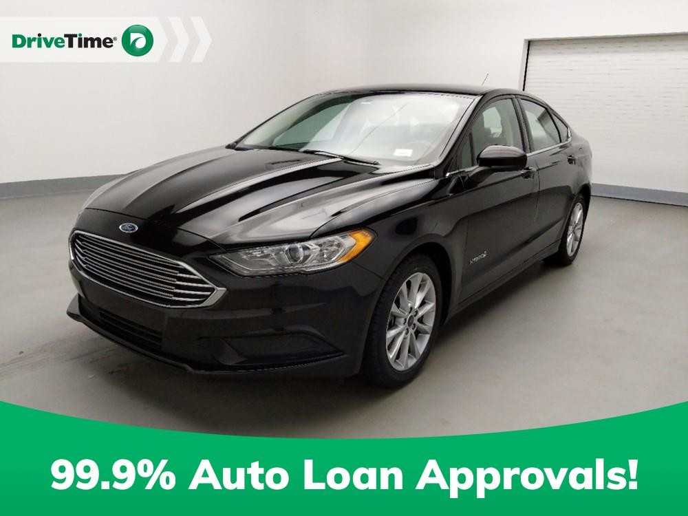2017 Ford Fusion in Duluth, GA 30096-4646