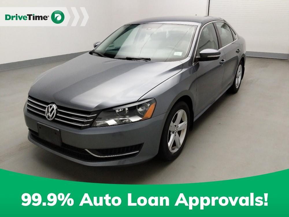 2014 Volkswagen Passat in Duluth, GA 30096-4646