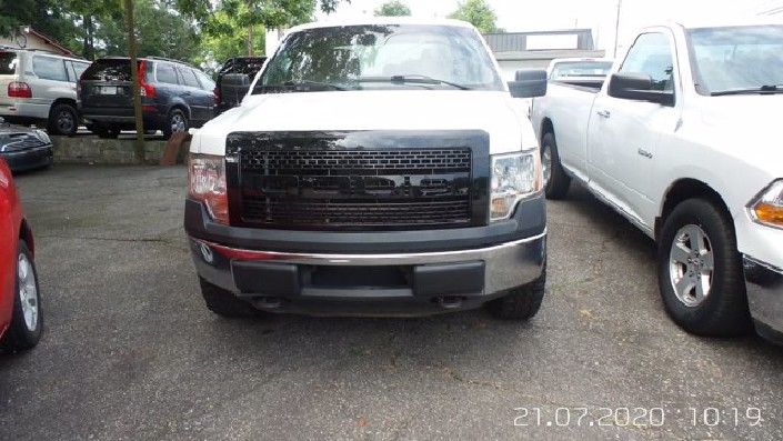 2013 Ford F150 in Roswell, GA 30075 - 1660627