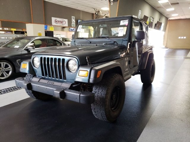2005 Jeep Wrangler in Roswell, GA 30075