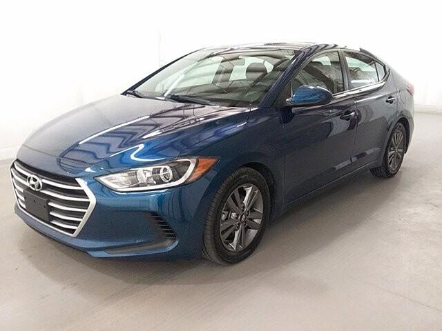2018 Hyundai Elantra in Lawrenceville, GA 30043