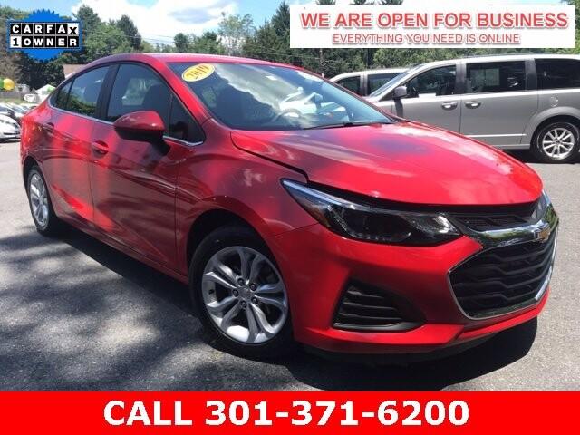 2019 Chevrolet Cruze in Braddock Heights, MD 21714