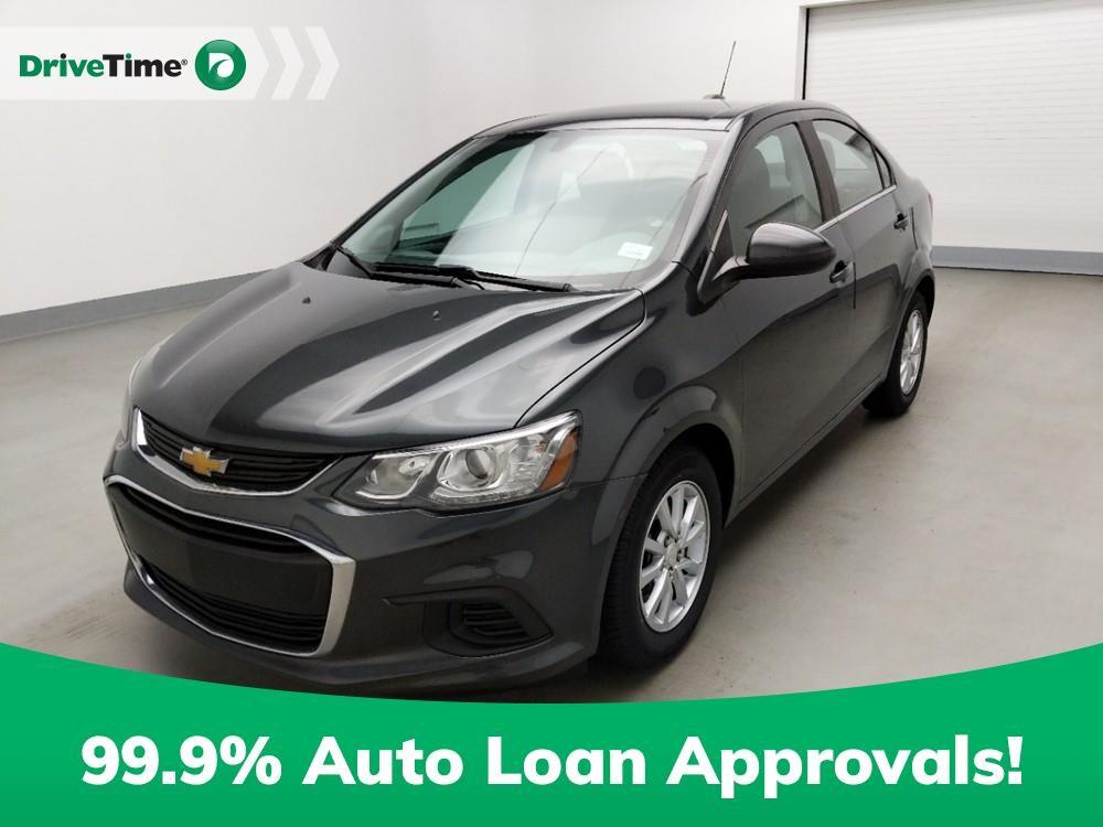 2017 Chevrolet Sonic in Marietta, GA 30060-6517