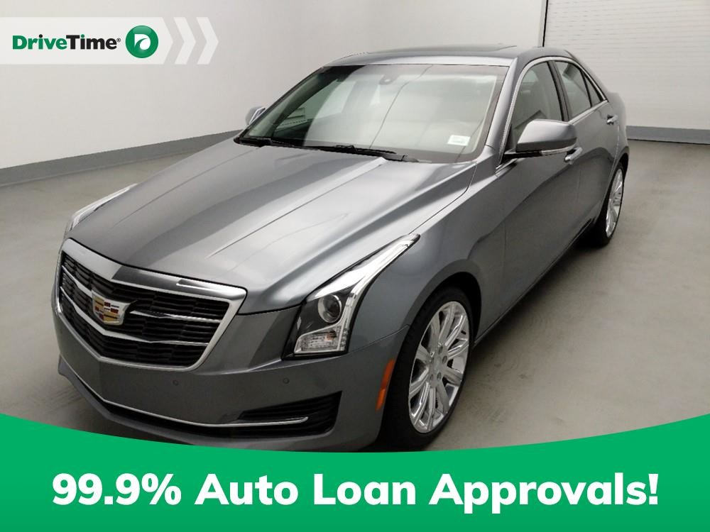 2018 Cadillac ATS in Duluth, GA 30096-4646