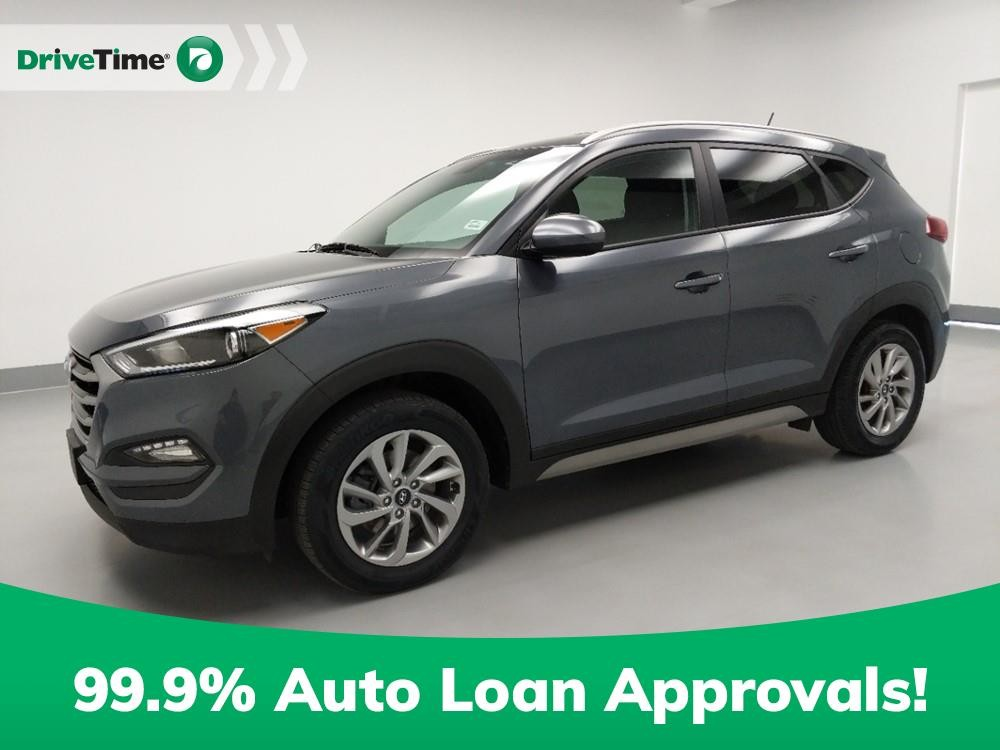 2017 Hyundai Tucson in Louisville, KY 40258-1407