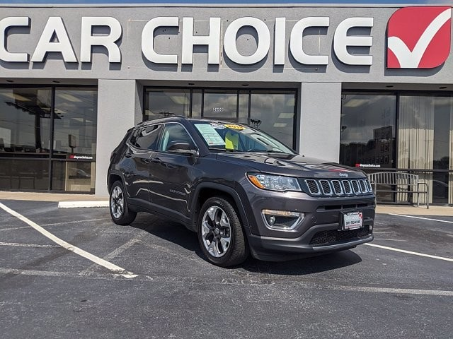 2019 Jeep Compass in North Little Rock, AR 72116