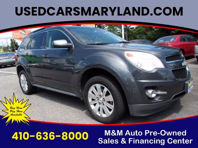 2010 Chevrolet Equinox in Baltimore, MD 21225