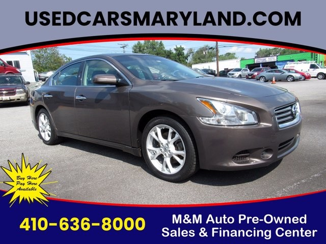 2013 Nissan Maxima in Baltimore, MD 21225