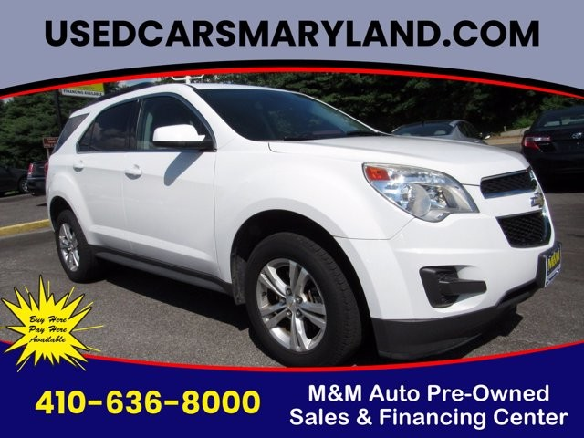 2013 Chevrolet Equinox in Baltimore, MD 21225