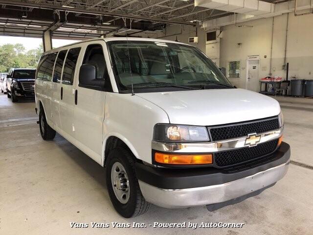 2013 Chevrolet Express 3500 in Blauvelt, NY 10913-1169