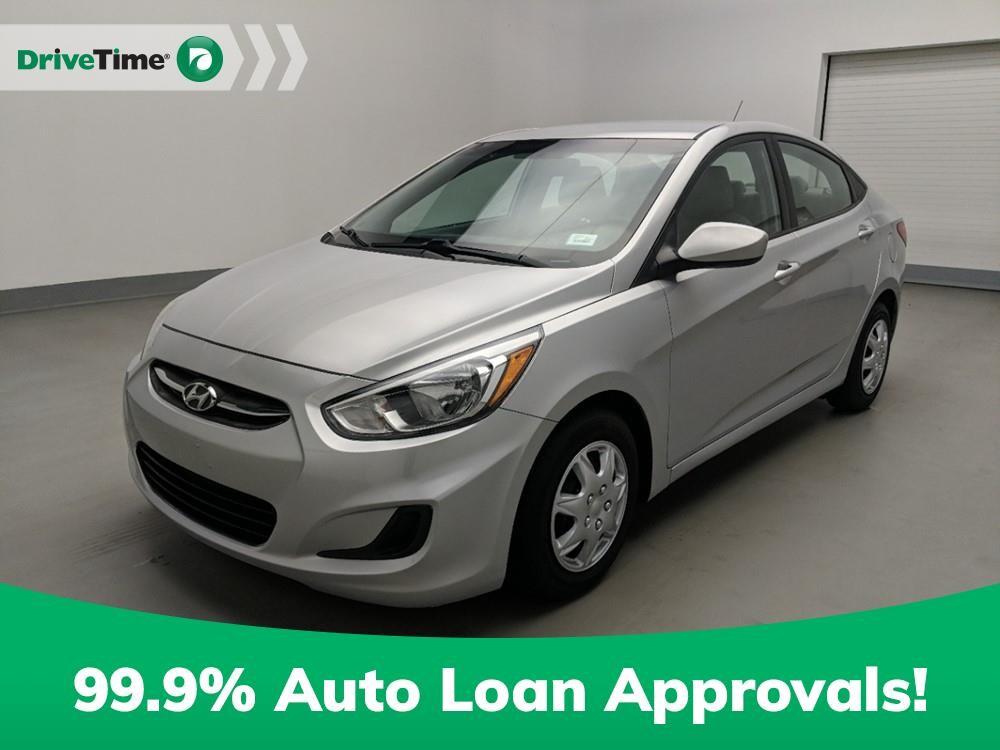 2017 Hyundai Accent in Marietta, GA 30060-6517